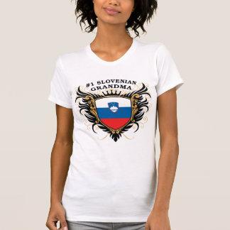 Slowenisch Großmutter der Nr.-eine T-Shirt