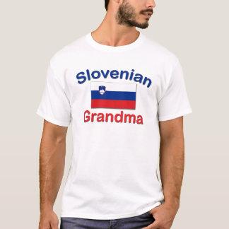 Slowenisch Großmutter T-Shirt