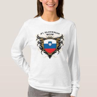 Slowenisch Mamma der Nr.-eine T-Shirt
