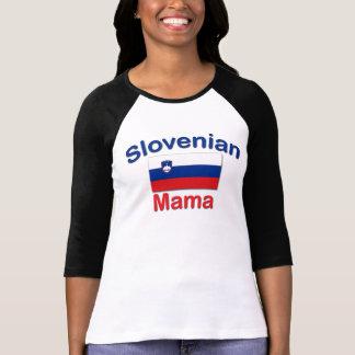 Slowenisch Mutter T-Shirt