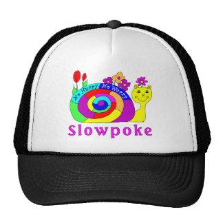 """""""Slowpoke"""" Slowpoke die Schnecke Kappe"""
