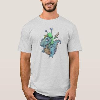 Sluggo und der widerstrebende Steed T-Shirt