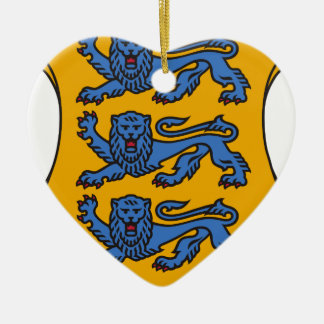 Small_coat_of_arms_of_Estonia. Keramik Ornament
