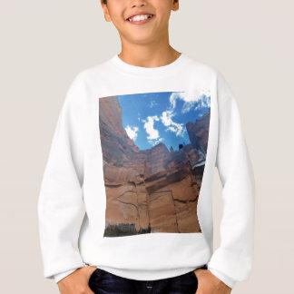 Smaragdpools, die Felsen Zion Nationalpark weinen Sweatshirt