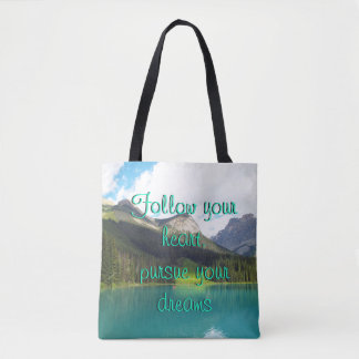 Smaragdsee, Banff, Kanada Tasche