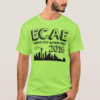 Smaragdstadt-Autorn-Ereignis 2016 - unerfahrener T-Shirt