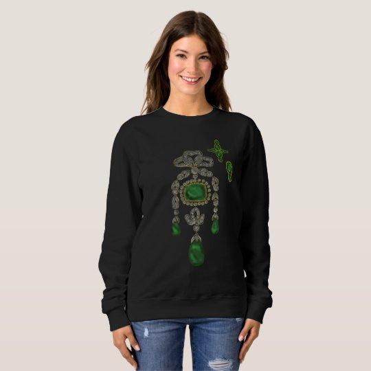 Smaragdstadt Sweatshirt