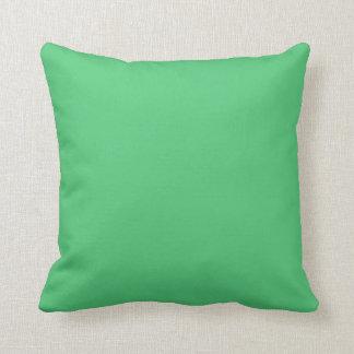 SmaragdWurfs-Kissen Kissen
