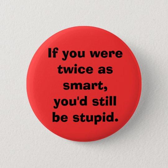Smart x2 runder button 5,7 cm