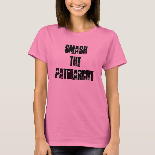 """Smash The Patriarchy"" T-shirt"