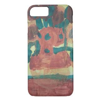 "Smeraldo Galerie ""Sonnenblume-Interpretation "" iPhone 8/7 Hülle"