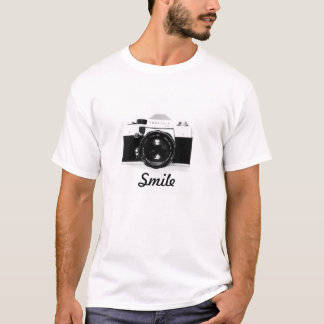 Smile Kameramann T-Shirt
