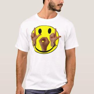 SMILEY ASL LOL T-Shirt