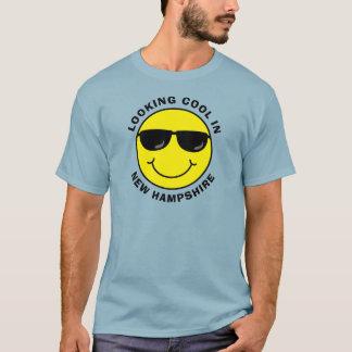 Smiley, der in Ihrem Staat cool schaut T-Shirt