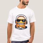 Smiley DJ-Shirt T-Shirt