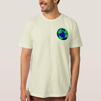 Smiley-Erde T-Shirt