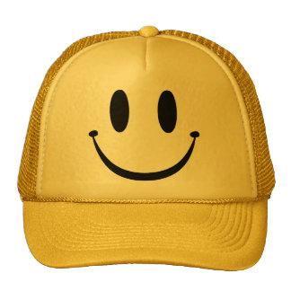 Smiley Mütze