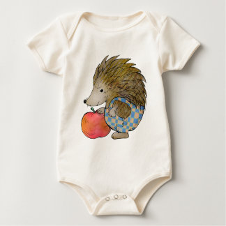 Smilin Igel Baby Strampler