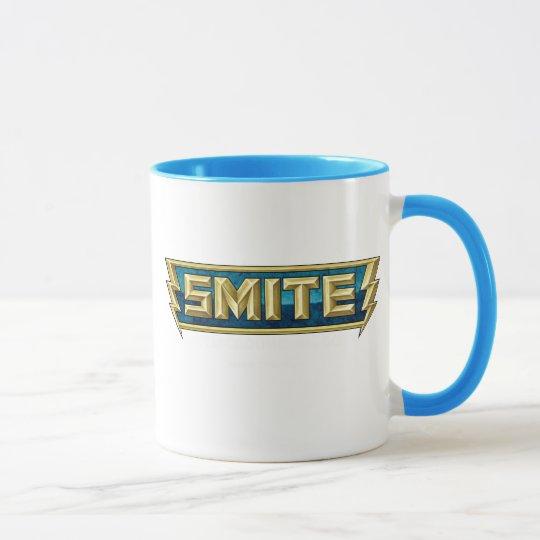 SMITE Logo-Schlachtfeld der Götter Tasse