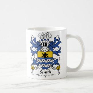 Smith-Familienwappen Kaffeetasse