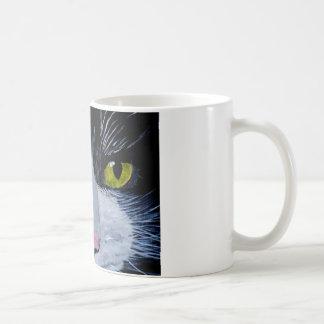 Smokings-Katze Kaffeetasse