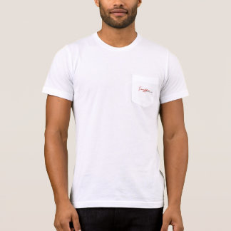 Smuffin Freund-Taschen-T-Stück T-Shirt