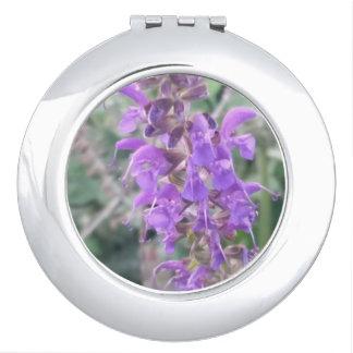 snapdragons kompakter Spiegel Taschenspiegel