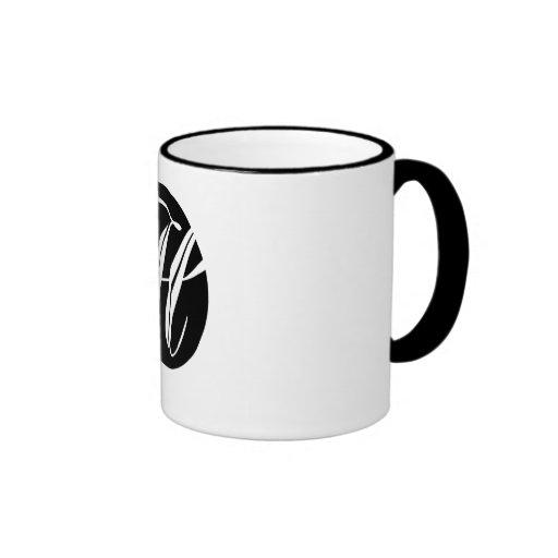 Snazzy Initiale H Kaffee Tasse