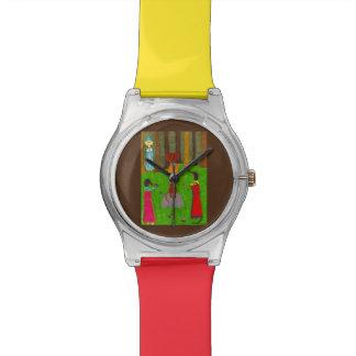 Snegurochka Armbanduhr