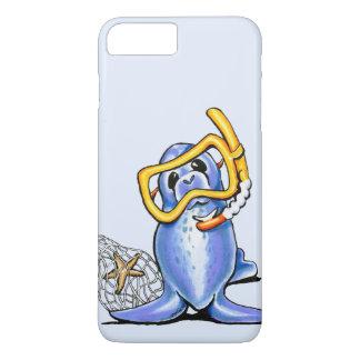 Snorkel-Siegel iPhone 7 Plus Hülle