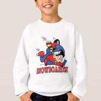 Snowboarding 2 sweatshirt