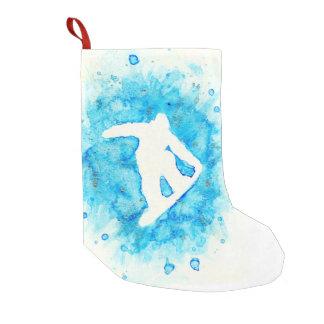 Snowboarding-Strumpf Kleiner Weihnachtsstrumpf