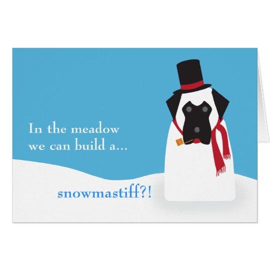 Snowmastiff Karte