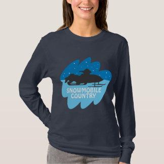 Snowmobile-Land T-Shirt