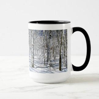 Snowswept Wald Tasse