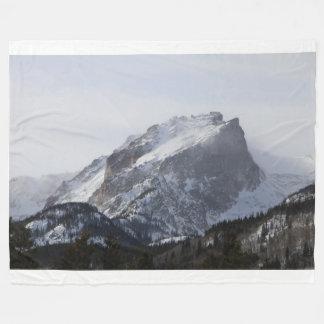 Snowy-GebirgsFleece-Decke Fleecedecke