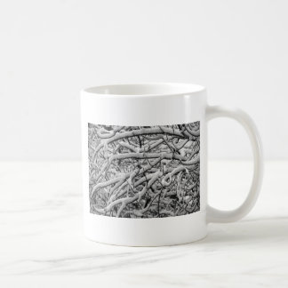 Snowy-Niederlassungen Kaffeetasse