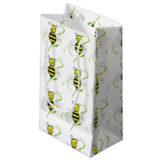 So beschäftigt wie eine Bienen-Geschenk-Tasche Kleine Geschenktüte