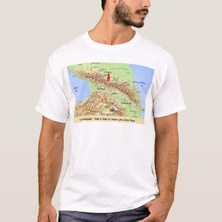 So… sind Sie kaukasisch? T-Shirt