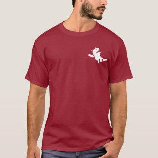 Sobald gebissen (Weiß) T-Shirt