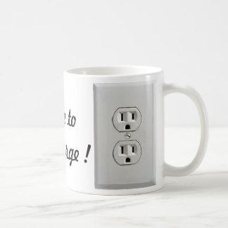 Sockel zu mir kaffeetasse