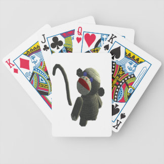 Sockenaffe Bicycle Spielkarten