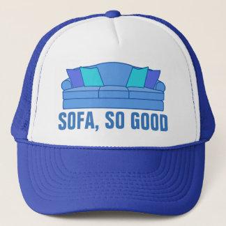 Sofa so gut truckerkappe