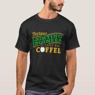 Sofortiger Beleuchtungs-Ingenieur-T - Shirt