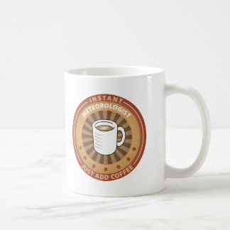 Sofortiger Meteorologe Kaffeetasse