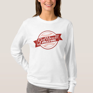 Softball-Mamma T-Shirt