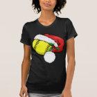 Softball-Sankt-Kappe T-Shirt