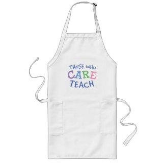 Soin de professeurs tablier long