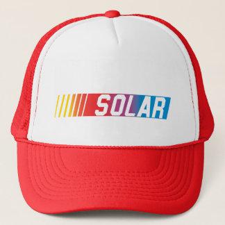 Solarfernlastfahrer-Hut Truckerkappe