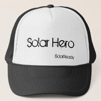 Solarheld Truckerkappe